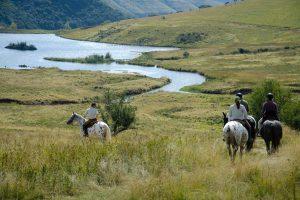 Drakensberg horse trails